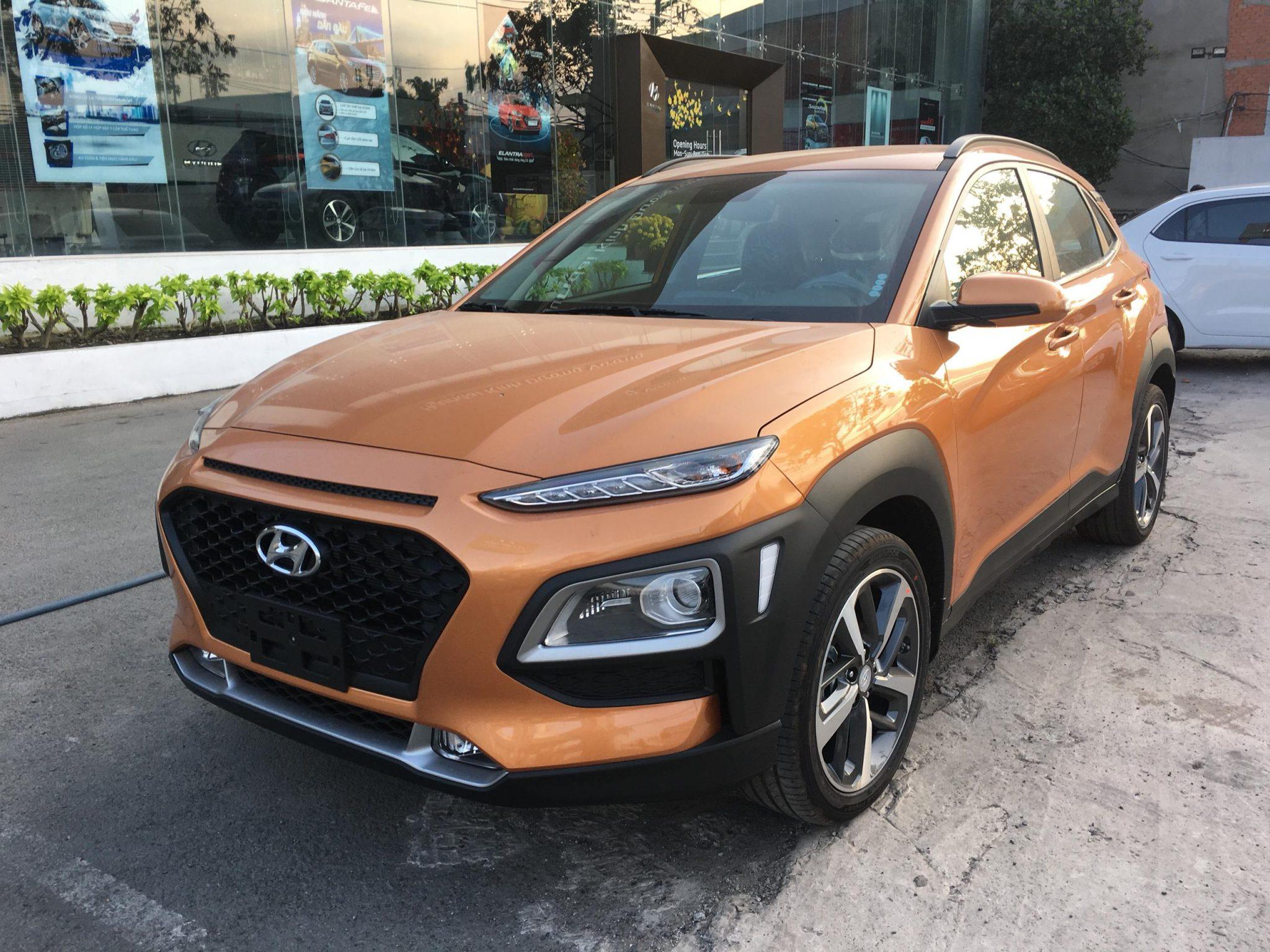 Mau xe Hyunda Kona 2019 anh 3 - Hyundai Kona mới: giá xe và khuyến mãi tháng [hienthithang]/[hienthinam]