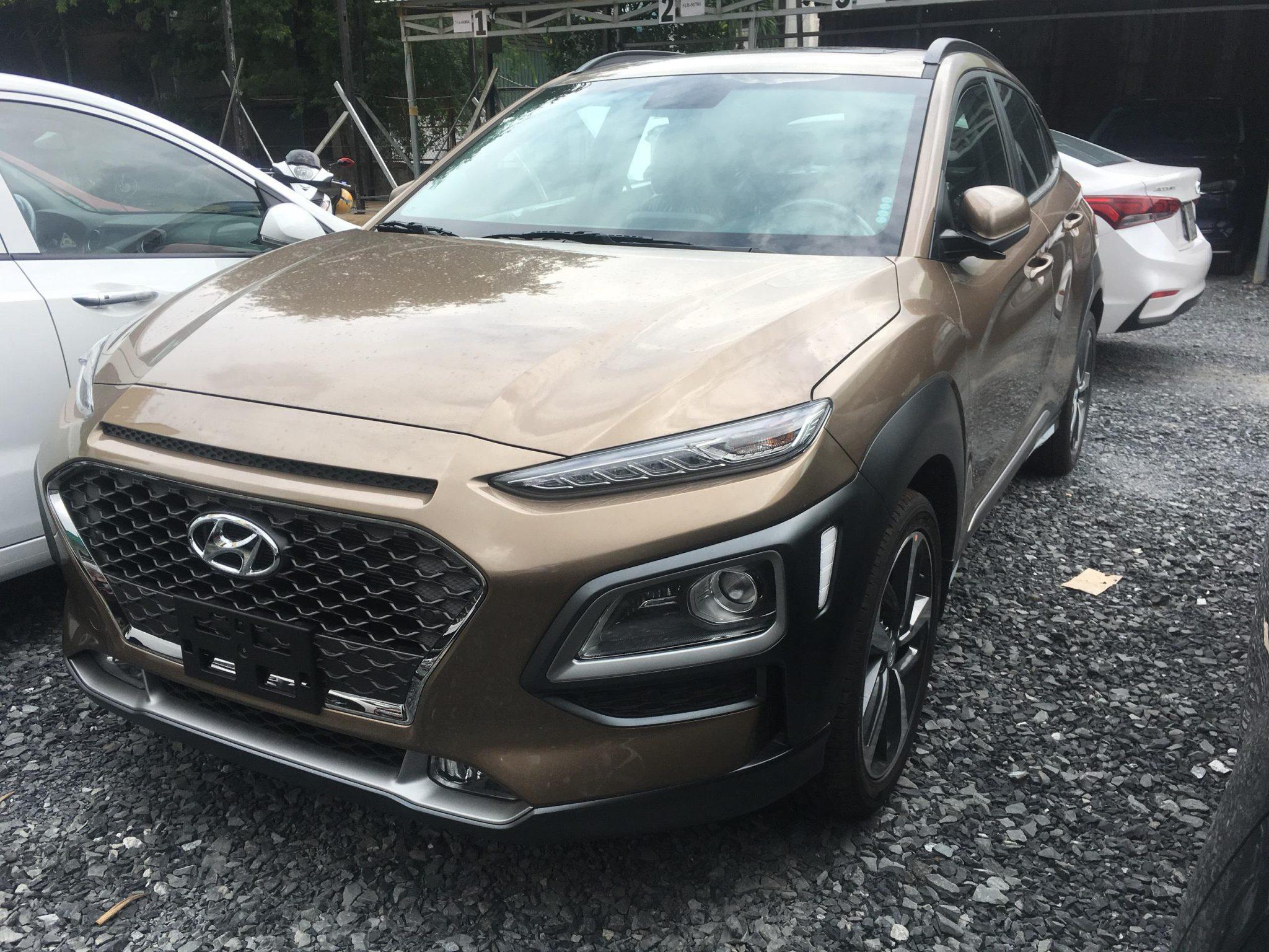 Mau xe Hyunda Kona 2019 anh 4 - Hyundai Kona mới: giá xe và khuyến mãi tháng [hienthithang]/[hienthinam]