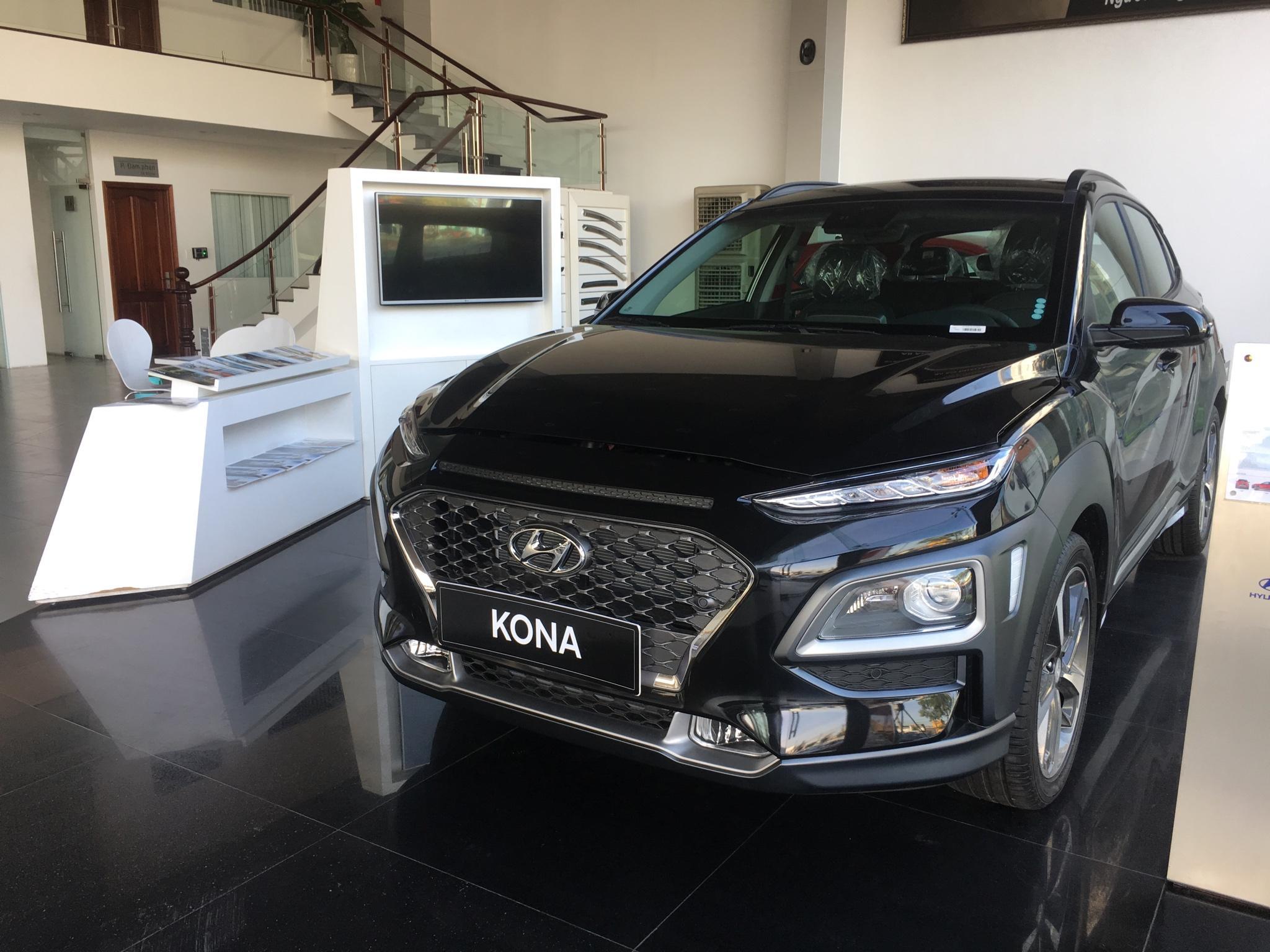 Mau xe Hyunda Kona 2019 anh 5 - Hyundai Kona mới: giá xe và khuyến mãi tháng [hienthithang]/[hienthinam]