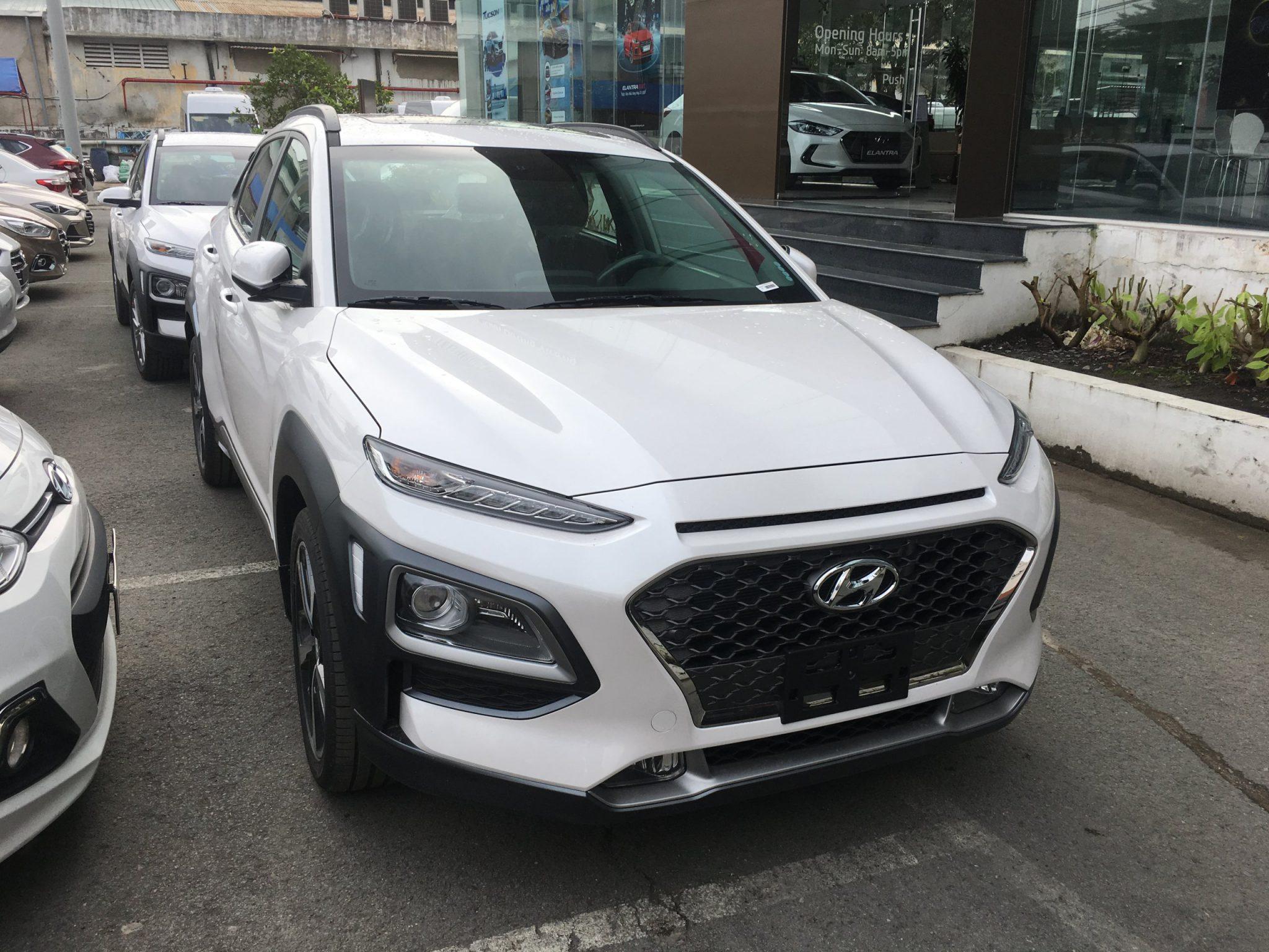 Mau xe Hyunda Kona 2019 anh 6 - Hyundai Kona mới: giá xe và khuyến mãi tháng [hienthithang]/[hienthinam]