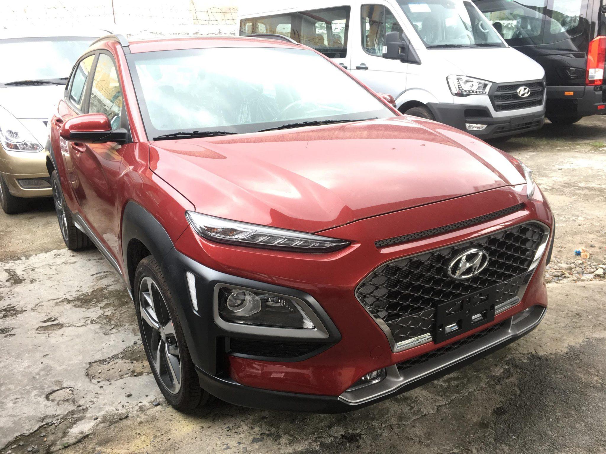 Mau xe Hyunda Kona 2019 anh 7 - Hyundai Kona mới: giá xe và khuyến mãi tháng [hienthithang]/[hienthinam]