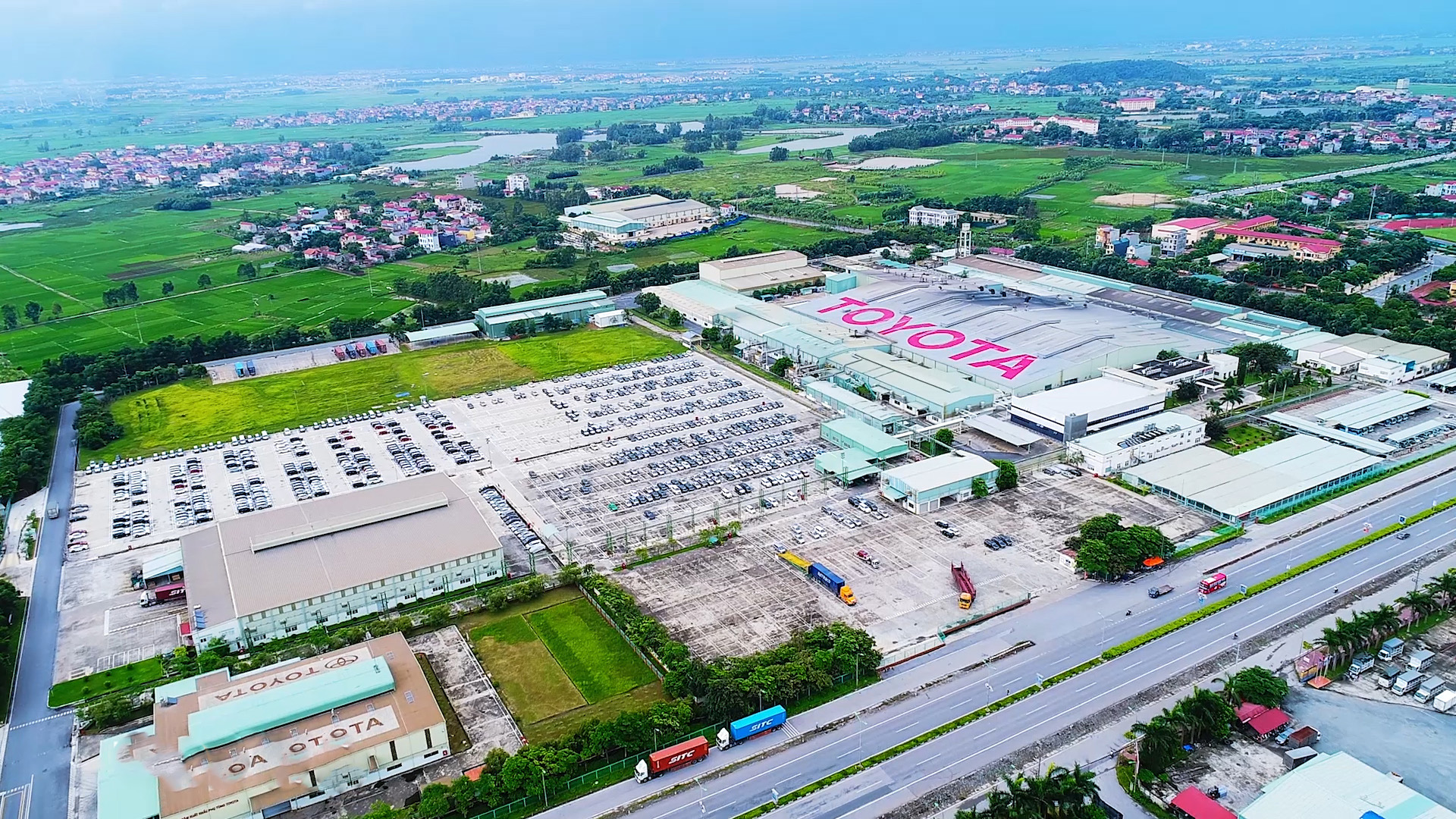 Toyota Viet Nam - Giới thiệu Toyota Việt Nam