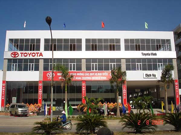 Toyota Vinh - Giới thiệu Toyota Việt Nam