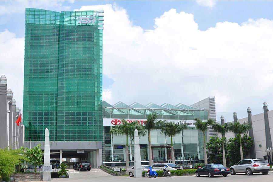 Toyota bien hoa - Giới thiệu Toyota Việt Nam