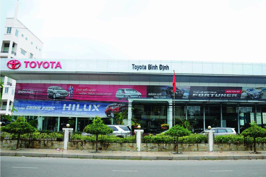 Toyota binh dinh - Giới thiệu Toyota Việt Nam