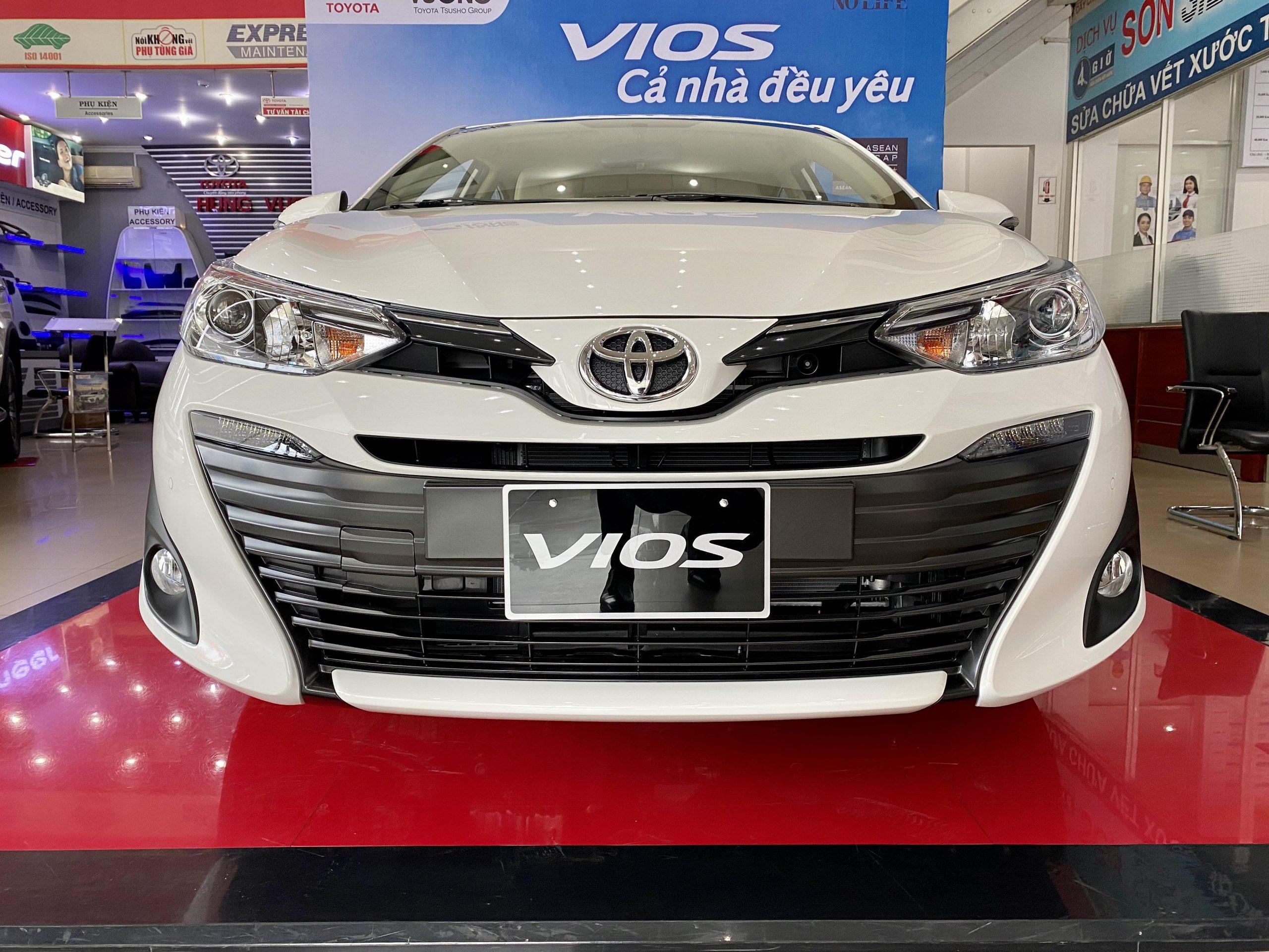 Vios 2020 G 03 scaled - Toyota Vios 2020: giá bán và khuyến mãi cập nhật mỗi 2 phút