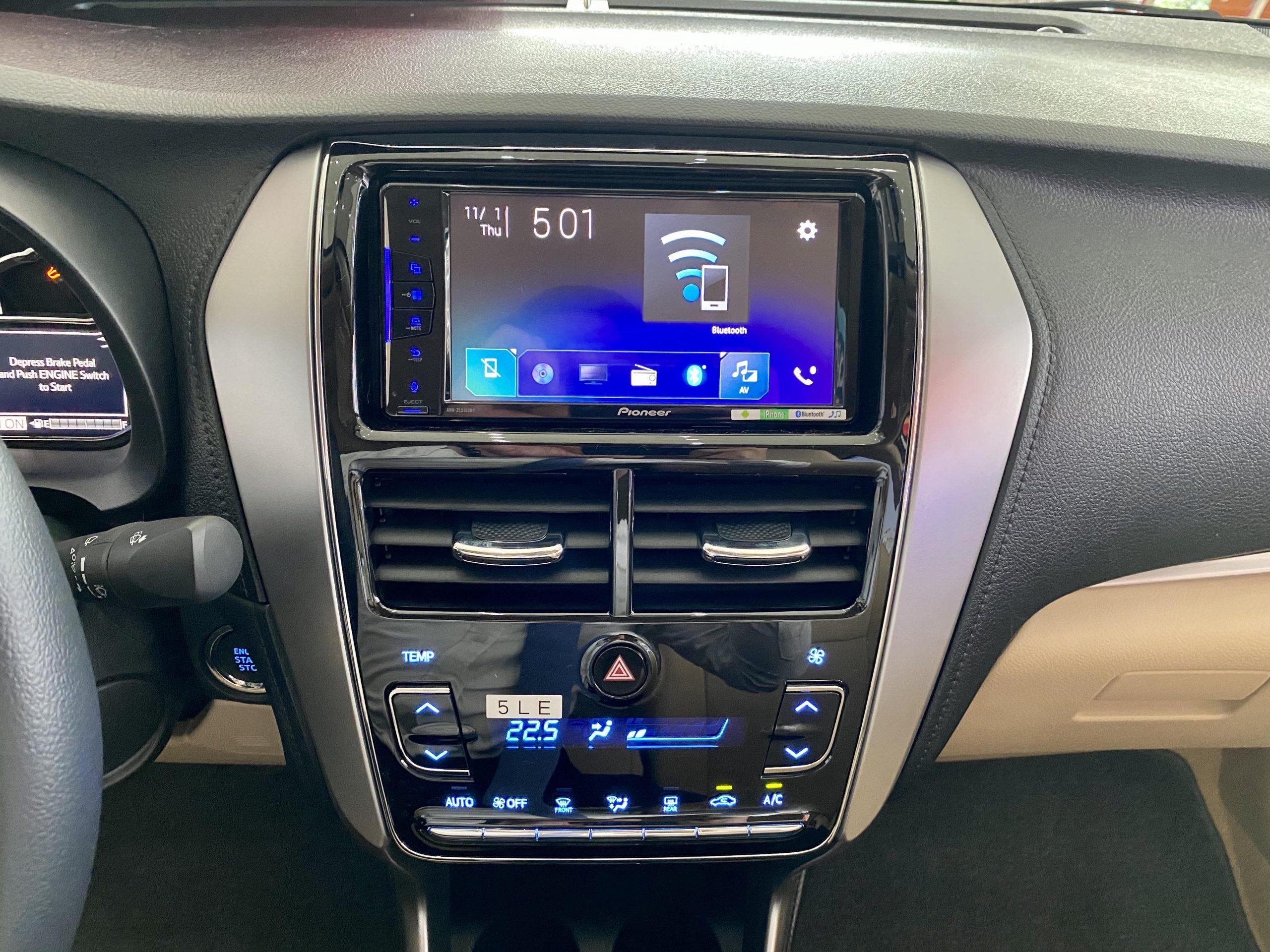Vios 2020 G 10 scaled - Toyota Vios 2020: giá bán và khuyến mãi cập nhật mỗi 2 phút