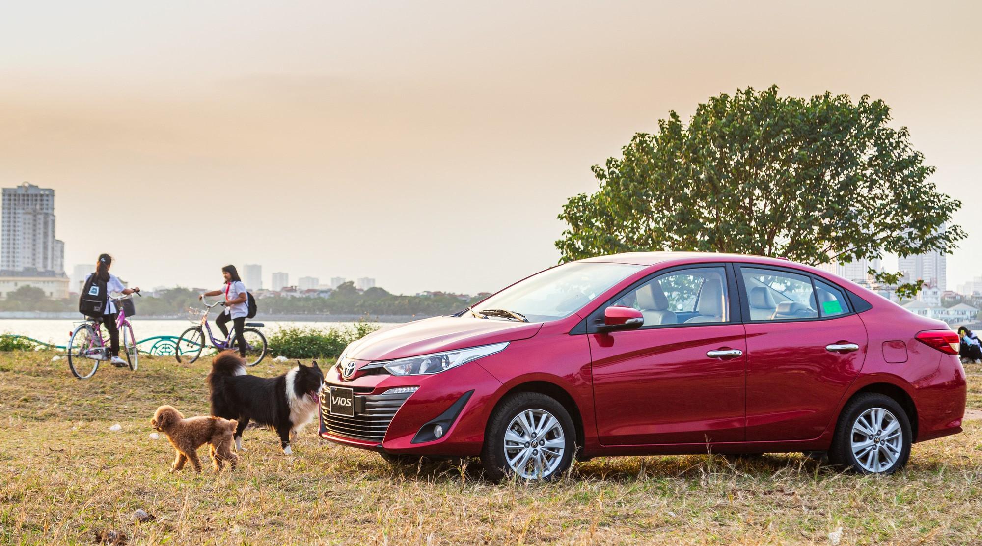 Toyota Vios 2020: So sánh với phiên bản 2019 & Giá bán chính thức