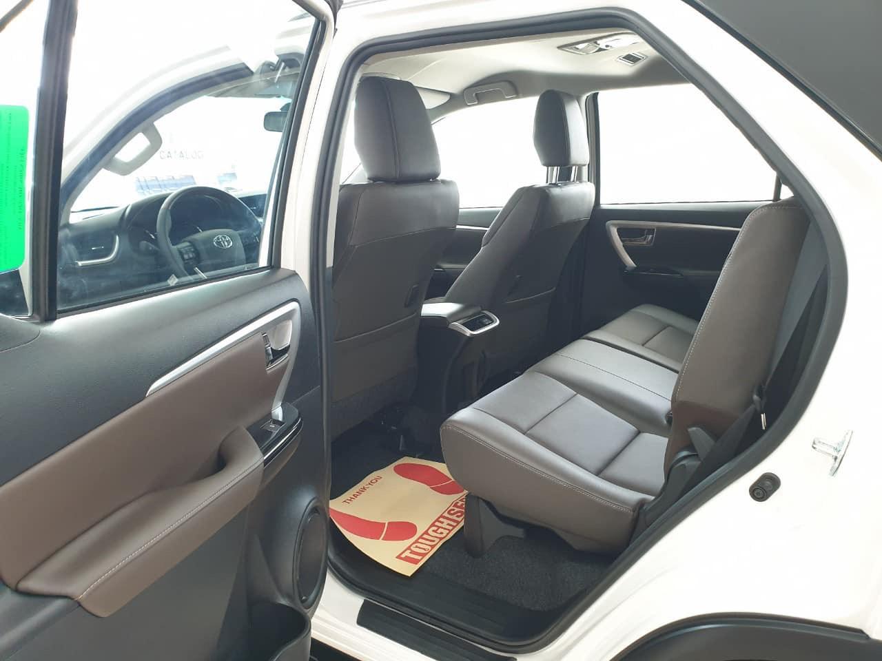 Xe Toyota Fortuner TRD 2019 tai muaxegiabeo 11 - Fortuner TRD [hienthinam]: giá xe và khuyến mãi mới