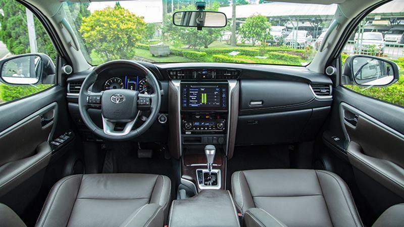 Xe Toyota Fortuner TRD 2019 tai muaxegiabeo 14 - Fortuner TRD [hienthinam]: giá xe và khuyến mãi mới