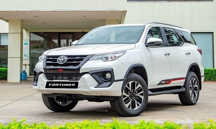 Xe Toyota Fortuner TRD 2019 tai muaxegiabeo 16 - Giới thiệu Toyota Việt Nam