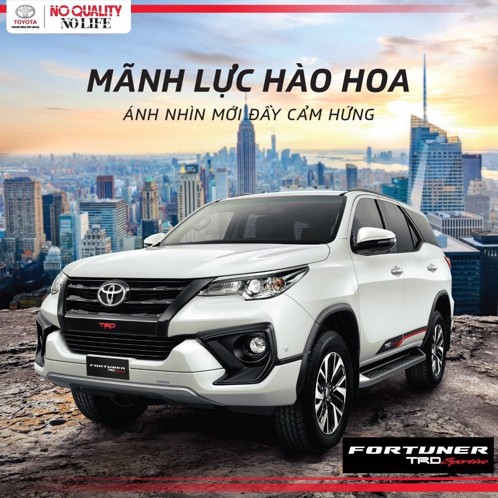 Xe Toyota Fortuner TRD 2019 tai muaxegiabeo 3 - Fortuner TRD [hienthinam]: giá xe và khuyến mãi mới