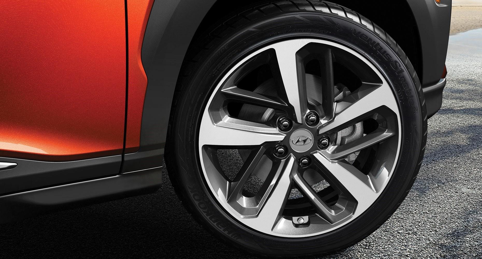 hyundai kona anh 5 - Hyundai Kona mới: giá xe và khuyến mãi tháng [hienthithang]/[hienthinam]