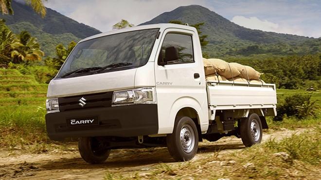 suzuki supper carry pro tai muaxegiabeo 4 - Giới thiệu xe tải Suzuki Carry 2020