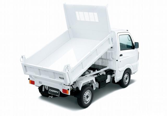 suzuki truck anh 6 - Suzuki Carry [hienthinam]: giá xe và khuyến mãi tháng [hienthithang]