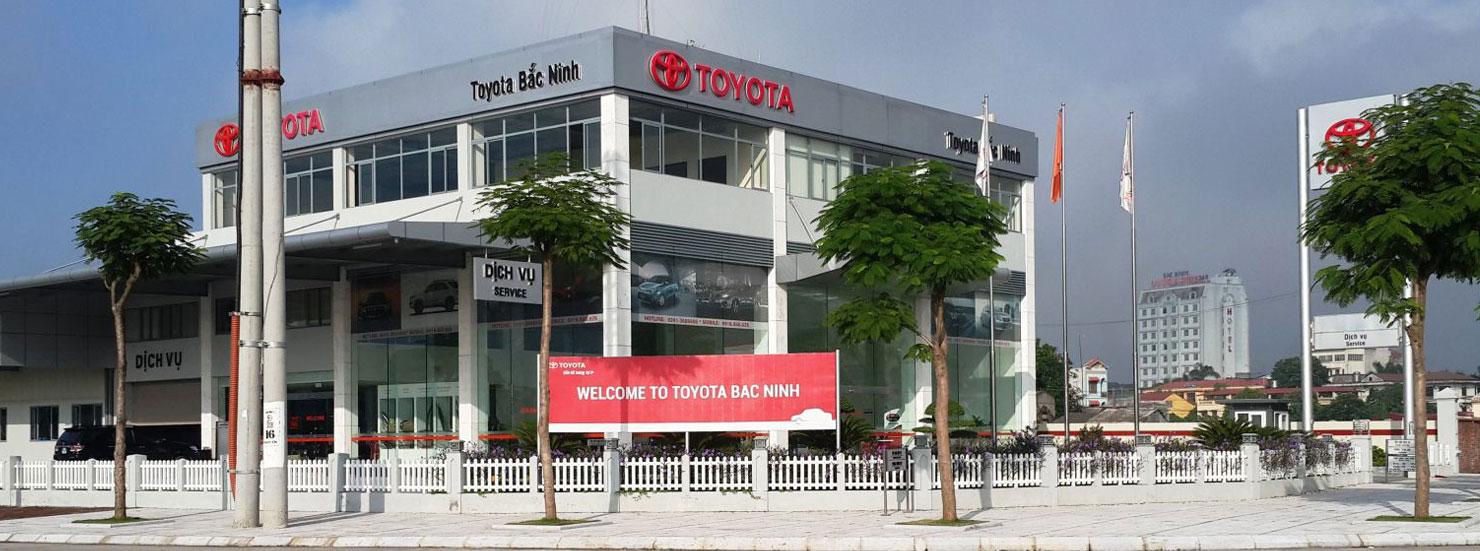 toyota bac ninh - Giới thiệu Toyota Việt Nam