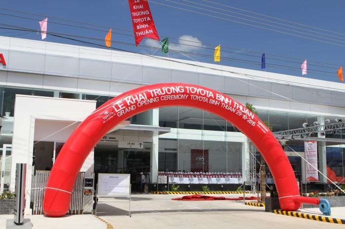 toyota binh thuan - Giới thiệu Toyota Việt Nam