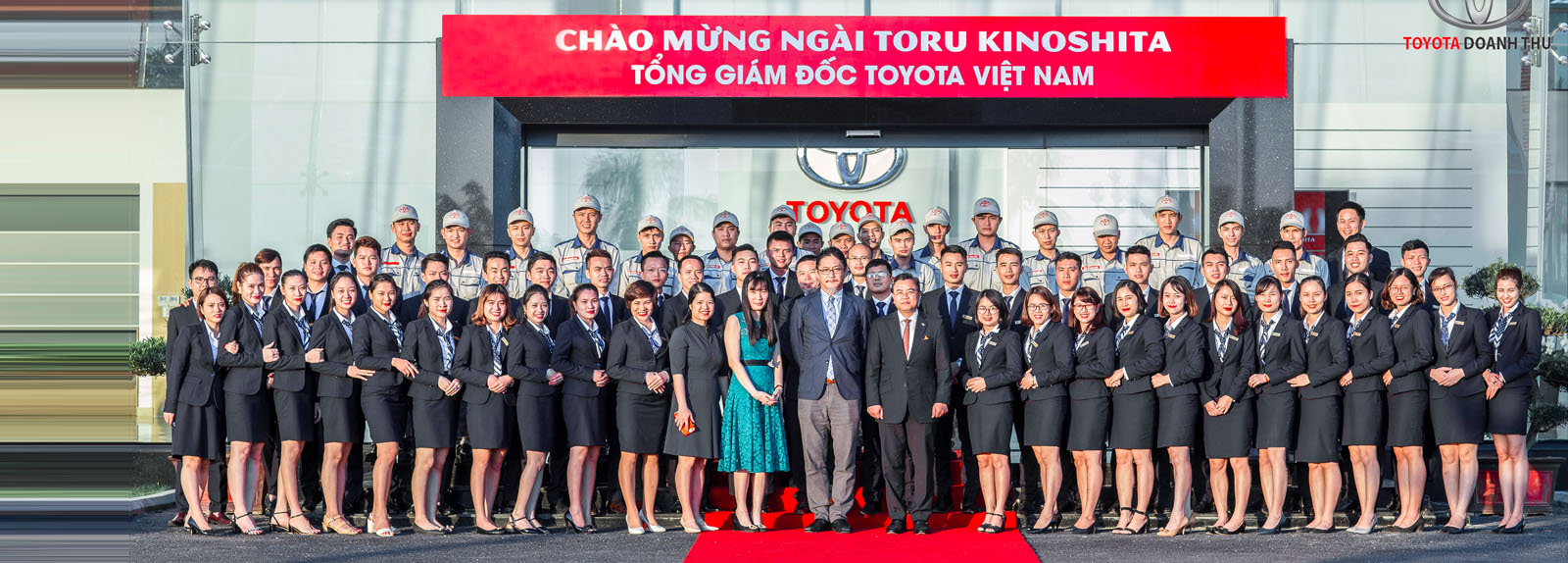 toyota doanh thu thanh hoa - Giới thiệu Toyota Việt Nam