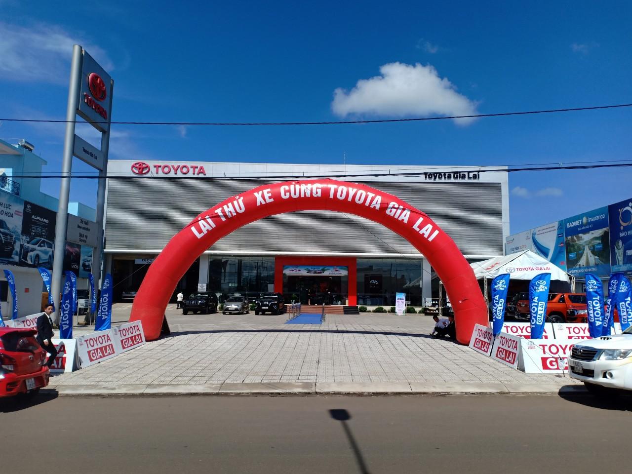toyota gia lai - Giới thiệu Toyota Việt Nam
