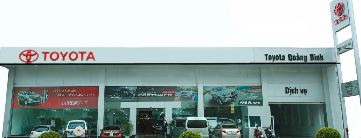 toyota quang binh - Giới thiệu Toyota Việt Nam