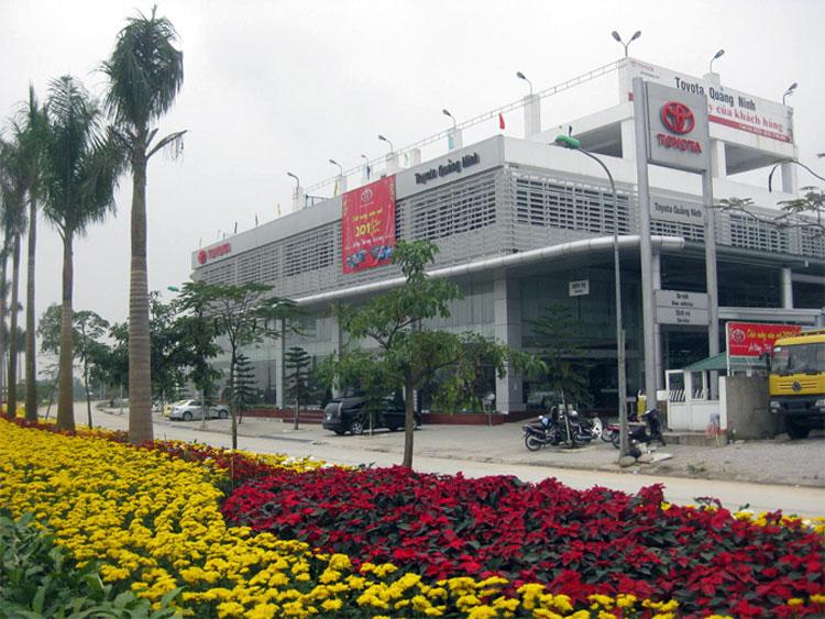 toyota quang ninh - Giới thiệu Toyota Việt Nam