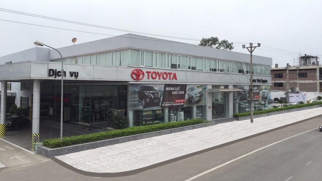 toyota thai nguyen - Giới thiệu Toyota Việt Nam