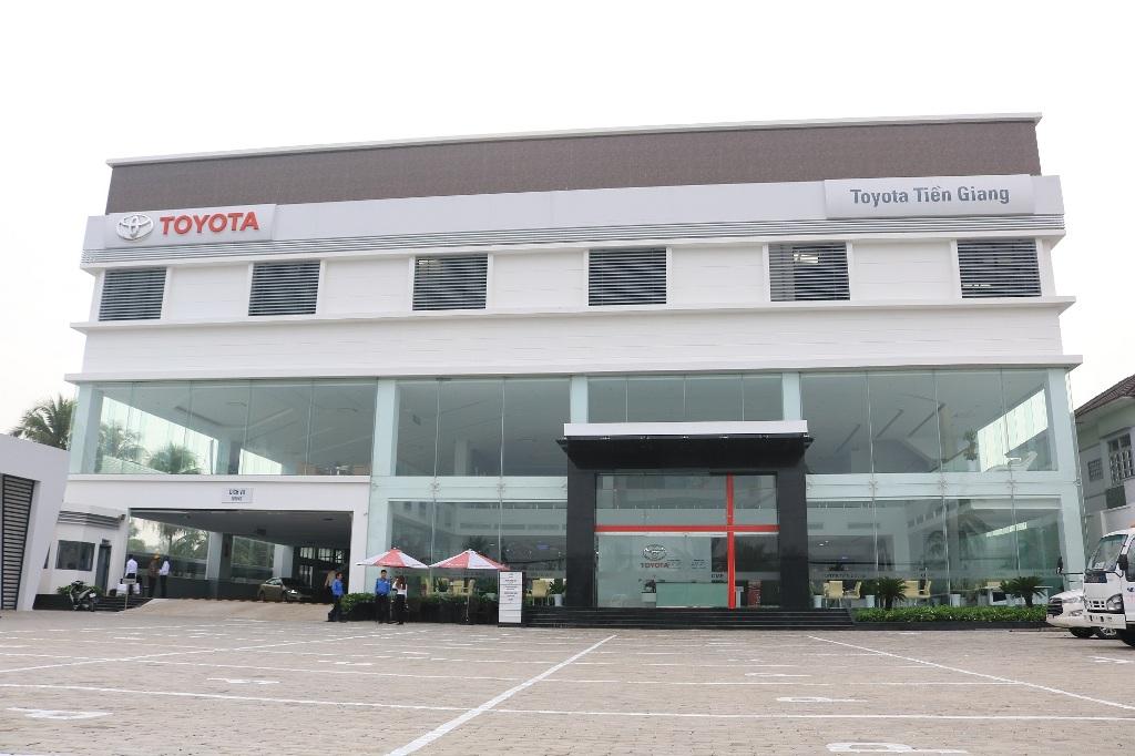 toyota tien giang - Giới thiệu Toyota Việt Nam