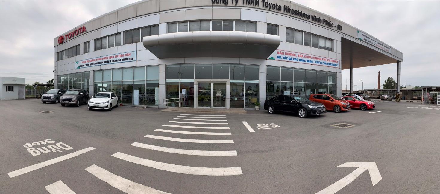 toyota vinh phuc - Giới thiệu Toyota Việt Nam