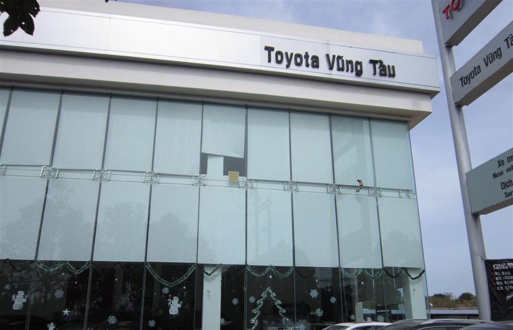 toyota vung tau - Giới thiệu Toyota Việt Nam