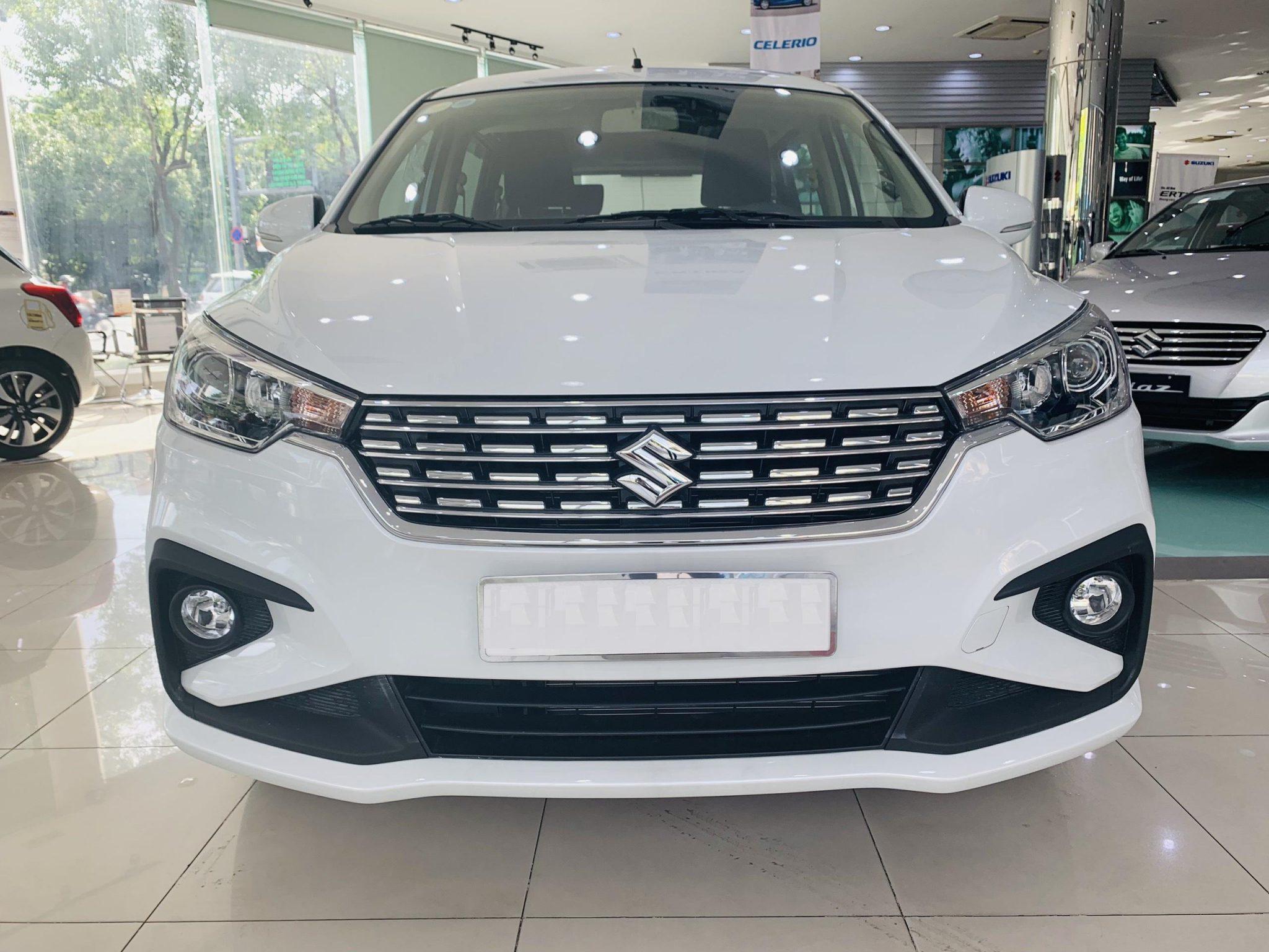 xe Suzuki Ertiga 2019 tai muaxegiabeo 7 - Suzuki Ertiga [hienthinam]: giá xe và khuyến mãi tháng [hienthithang]