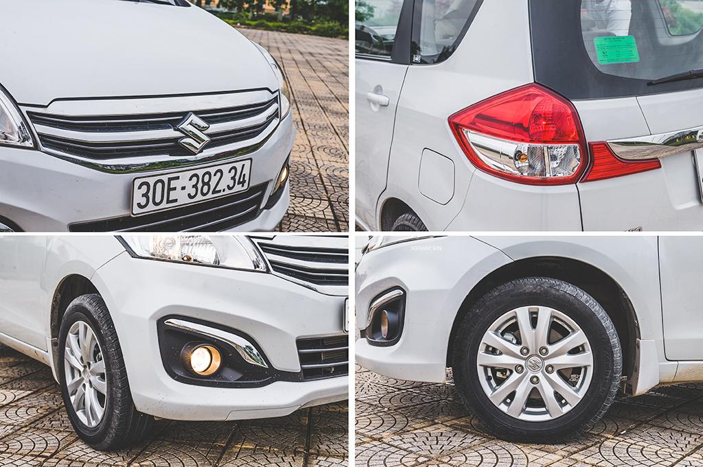 xe Suzuki Ertiga 2019 tai muaxegiabeo 9 - Suzuki Ertiga [hienthinam]: giá xe và khuyến mãi tháng [hienthithang]