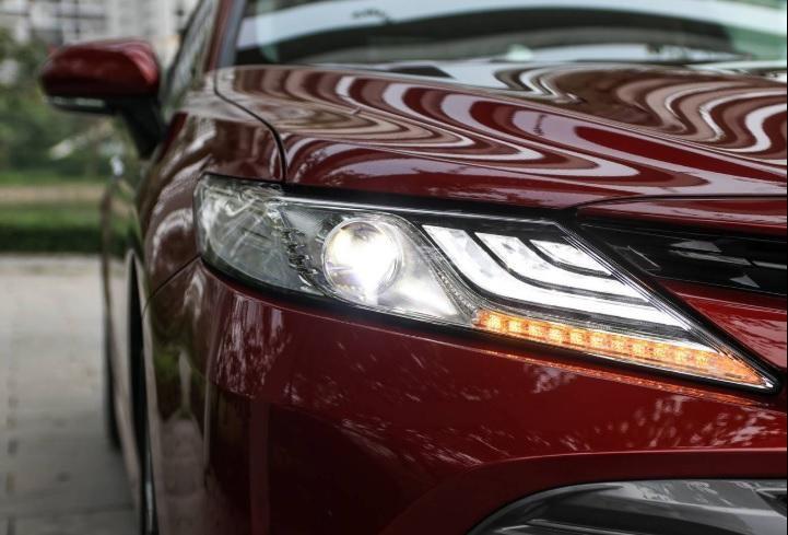 danh gia xe toyota camry 2020 anh 12 - Camry 2020: giá xe và khuyến mãi tháng [hienthithang]
