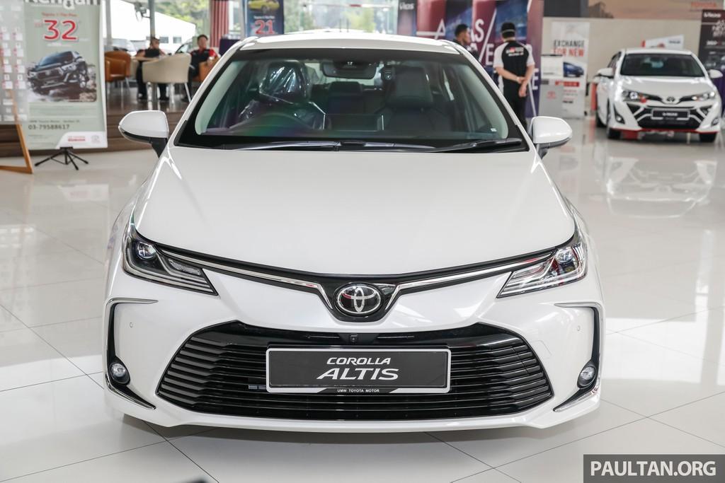 danh gia xe toyota corolla altis 2020 anh 23 - Altis 2020: Giá xe và khuyến mãi hấp dẫn cập nhật tháng [hienthithang]