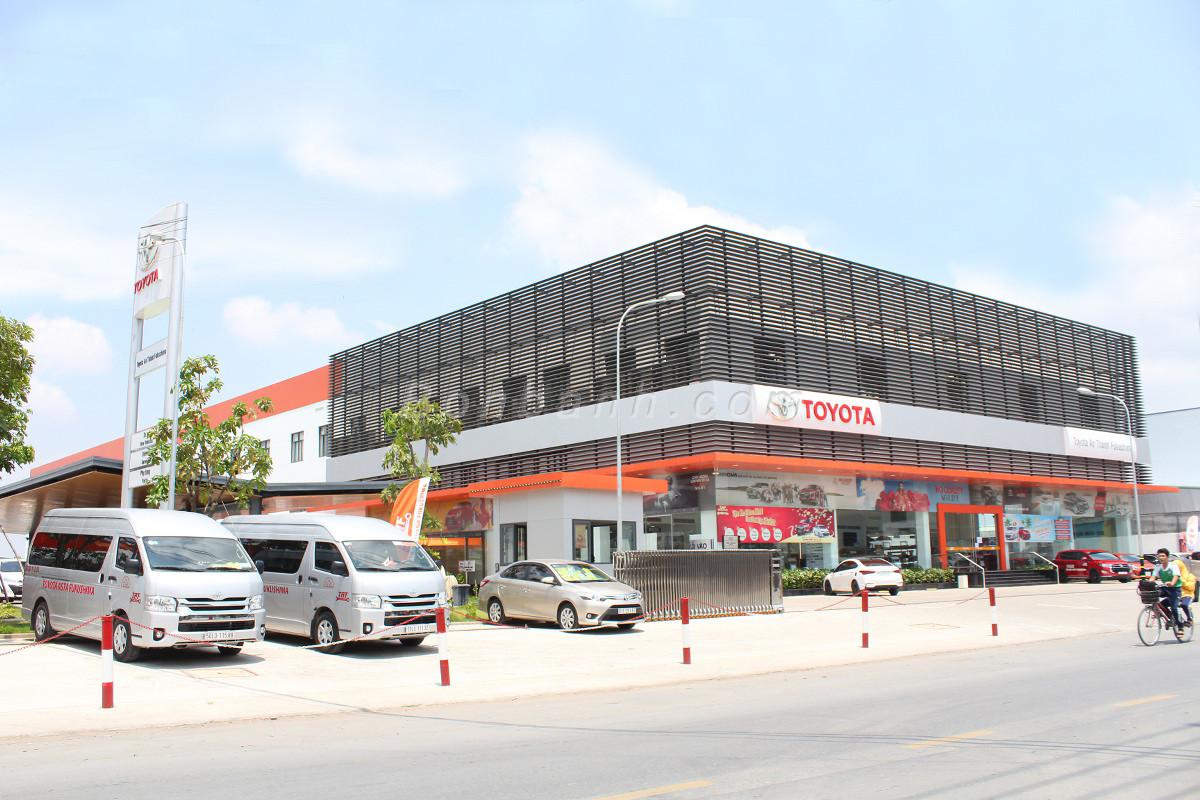 Toyota an thanh anh 2 - Đại lý Toyota An Thành