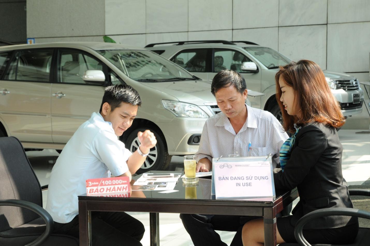 toyota long an anh 2 - Đại lý Toyota Long An: Lần đầu tiên có mặt tại TP Tân An