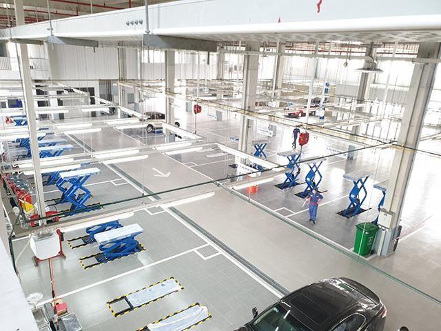 toyota long an anh 3 - Đại lý Toyota Long An: Lần đầu tiên có mặt tại TP Tân An