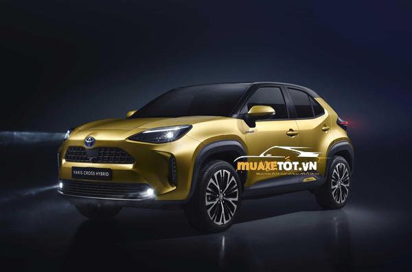 danh gia toyota corolla cross anh 5 - Toyota Corolla Cross 2020: thông số và giá xe lăn bánh