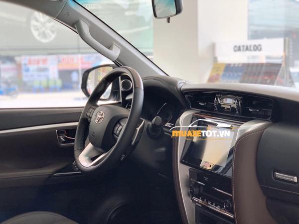 danh gia xe toyota Fortuner 2020 anh 02 - Toyota Fortuner 2020: giá bán và khuyến mãi cập nhật tháng [hienthithang]