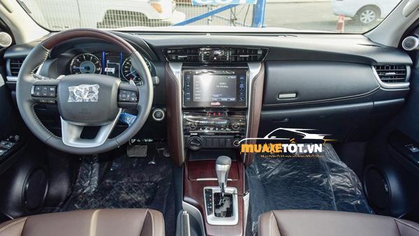 danh gia xe toyota Fortuner 2020 anh 03 - Toyota Fortuner 2020: giá bán và khuyến mãi mới nhất
