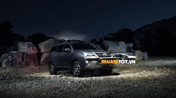 danh gia xe toyota Fortuner 2020 anh 06 - Toyota Fortuner 2020: giá bán và khuyến mãi mới nhất