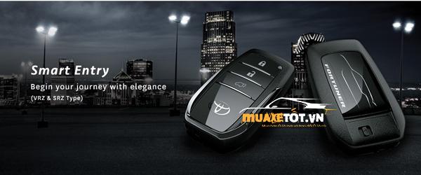danh gia xe toyota Fortuner 2020 anh 08 - Toyota Fortuner 2020: giá bán và khuyến mãi mới nhất