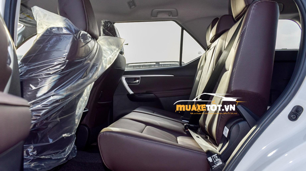 danh gia xe toyota Fortuner 2020 anh 12