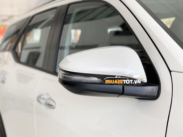 danh gia xe toyota Fortuner 2020 anh 13 - Toyota Fortuner 2020: giá bán và khuyến mãi cập nhật tháng [hienthithang]
