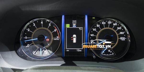 danh gia xe toyota Fortuner 2020 anh 16 - Toyota Fortuner 2020: giá bán và khuyến mãi mới nhất