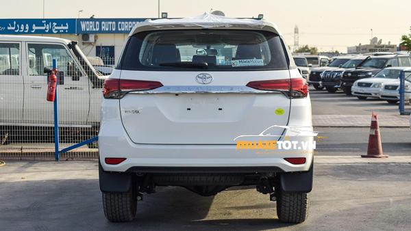 danh gia xe toyota Fortuner 2020 anh 17 - Toyota Fortuner 2020: giá bán và khuyến mãi mới nhất