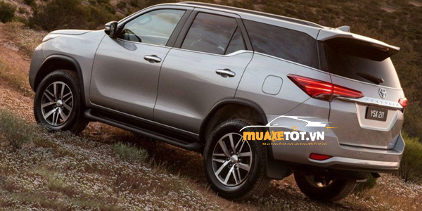danh gia xe toyota Fortuner 2020 anh 19 - Toyota Fortuner 2020: giá bán và khuyến mãi mới nhất