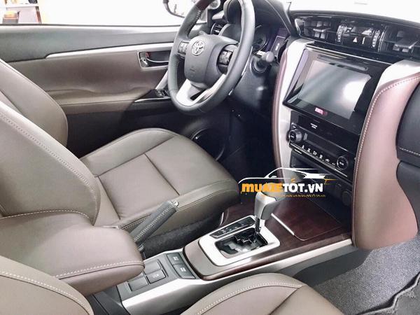 danh gia xe toyota Fortuner 2020 anh 20 - Toyota Fortuner 2021: Giá xe và khuyến mãi cập nhật tháng [hienthithang]