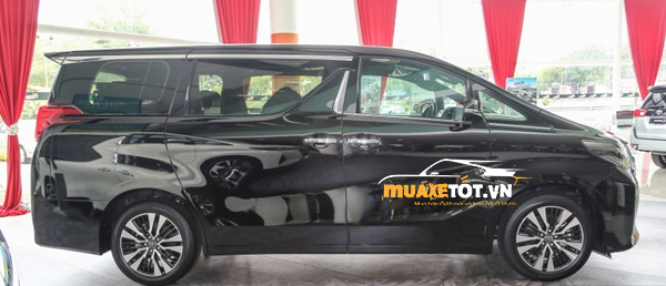 danh gia xe toyota alphard 2021 anh 03 - So sánh xe Alphard và Granvia: chọn 7 chỗ hay 9 chỗ