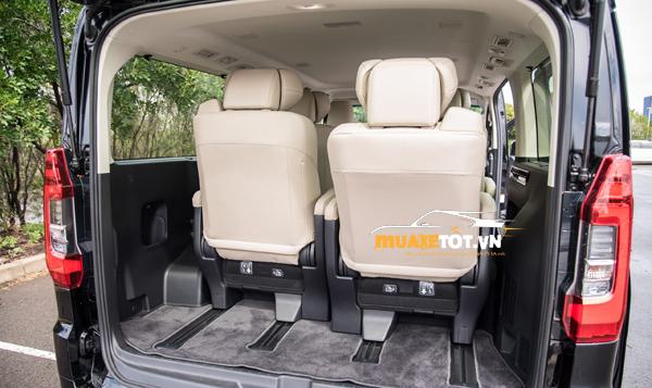 danh gia xe toyota granvia 2020 anh 03 - Toyota Granvia 2020: thông số và giá xe mới nhất