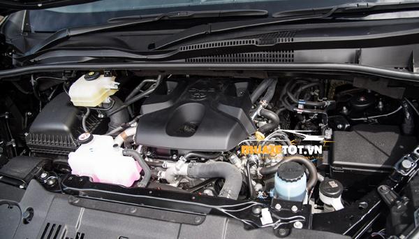 danh gia xe toyota granvia 2020 anh 06 - Toyota Granvia 2020: thông số và giá xe mới nhất